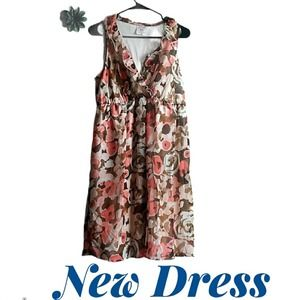 TWO HEARTS MATERNITY   Summer Dress, Size M
